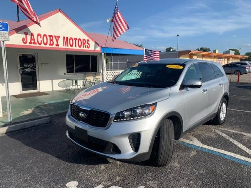2019 Kia Sorento for sale at Jacoby Motors in Fort Myers FL