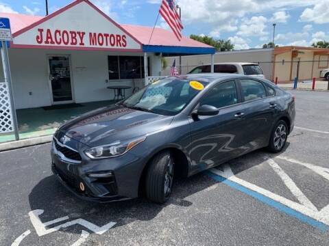 2020 Kia Forte for sale at Jacoby Motors in Fort Myers FL