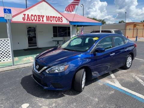 2019 Nissan Sentra for sale at Jacoby Motors in Fort Myers FL