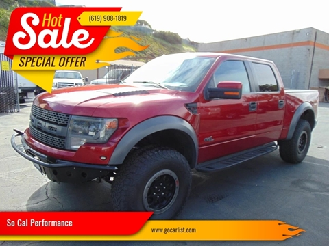 2014 Ford F-150 for sale in San Diego, CA