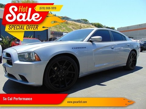 2013 Dodge Charger for sale in San Diego, CA