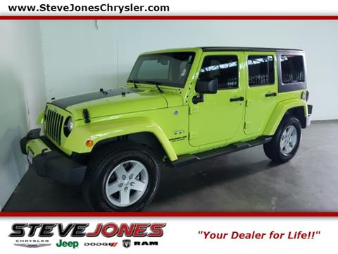 2017 Jeep Wrangler Unlimited for sale in Owensboro, KY