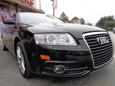 2011 Audi A6 for sale at USA Auto Brokers in Houston TX