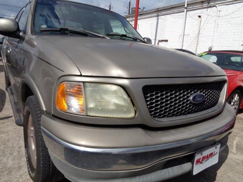 2002 Ford F-150 for sale in Houston, TX