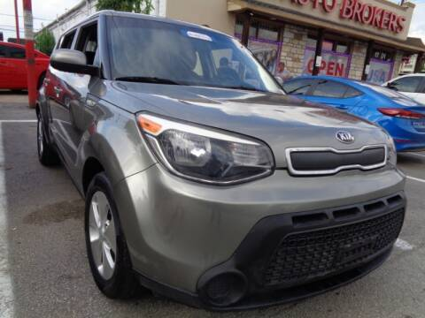 2014 Kia Soul for sale at USA Auto Brokers in Houston TX