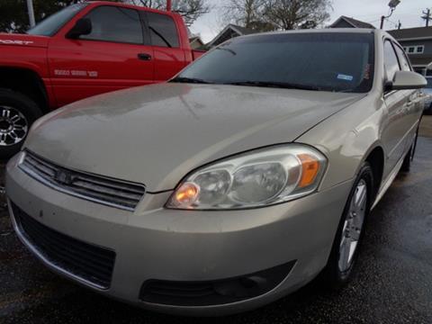 2011 Chevrolet Impala for sale in Houston, TX