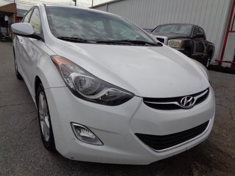 2013 Hyundai Elantra for sale in Houston, TX
