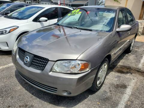 2006 Nissan Sentra for sale at USA Auto Brokers in Houston TX