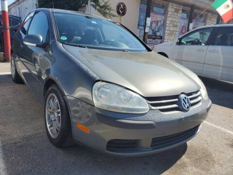 2007 Volkswagen Rabbit for sale at USA Auto Brokers in Houston TX