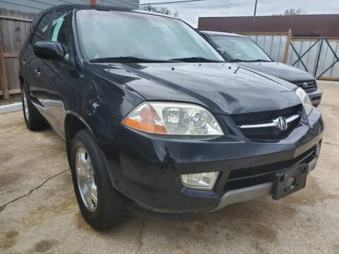 2001 Acura MDX for sale at USA Auto Brokers in Houston TX