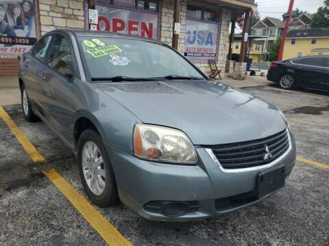 2009 Mitsubishi Galant for sale at USA Auto Brokers in Houston TX