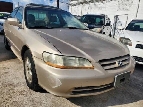 2002 Honda Accord for sale at USA Auto Brokers in Houston TX