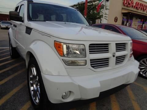 2011 Dodge Nitro for sale at USA Auto Brokers in Houston TX
