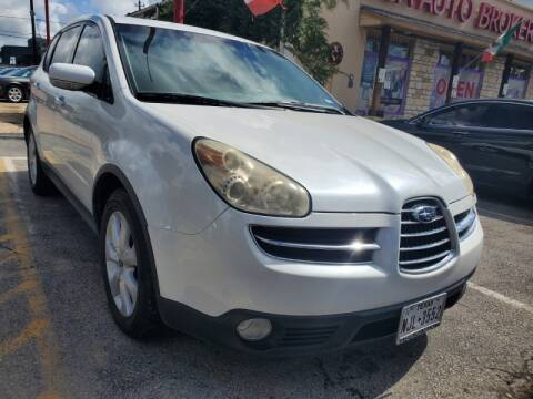 2006 Subaru B9 Tribeca for sale at USA Auto Brokers in Houston TX