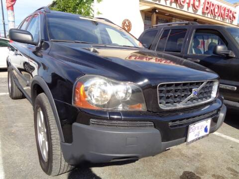 2006 Volvo XC90 for sale at USA Auto Brokers in Houston TX