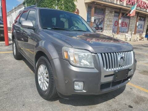 2010 Mercury Mariner for sale at USA Auto Brokers in Houston TX