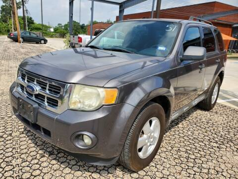 2009 Ford Escape for sale at USA Auto Brokers in Houston TX