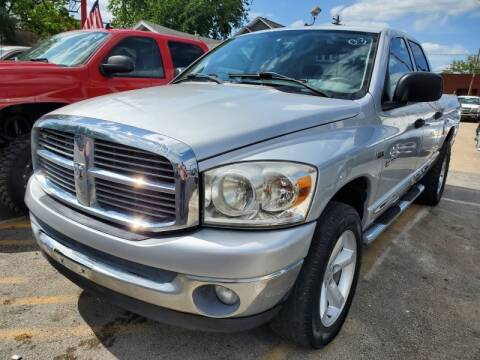 2008 Dodge Ram Pickup 1500 for sale at USA Auto Brokers in Houston TX
