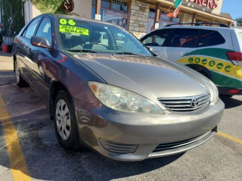 2006 Toyota Camry for sale at USA Auto Brokers in Houston TX