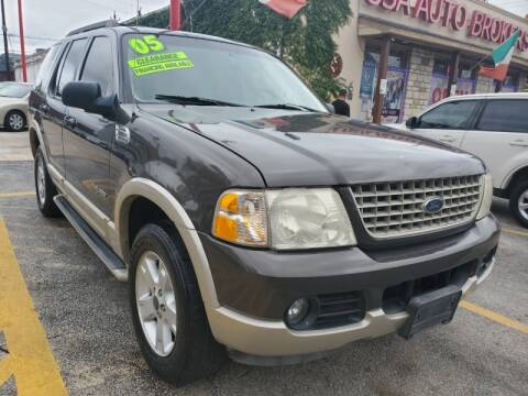 2005 Ford Explorer for sale at USA Auto Brokers in Houston TX