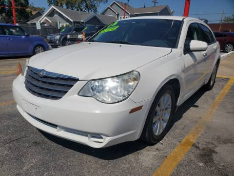 2010 Chrysler Sebring for sale at USA Auto Brokers in Houston TX