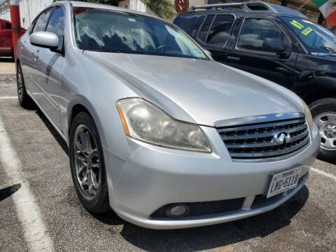 2006 Infiniti M45 for sale at USA Auto Brokers in Houston TX