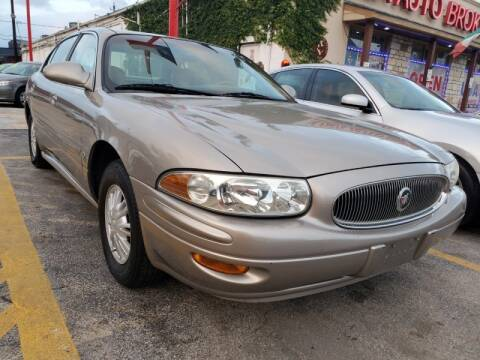 2003 Buick LeSabre for sale at USA Auto Brokers in Houston TX