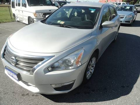 2013 Nissan Altima for sale in Frederick, MD