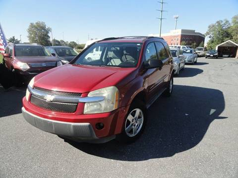 2005 Chevrolet Equinox for sale in Frederick, MD