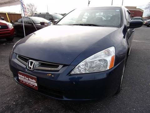 2004 Honda Accord for sale in Frederick, MD