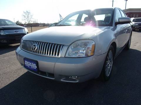 2005 Mercury Montego for sale in Frederick, MD