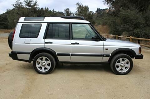 2004 Land Rover Discovery for sale in Frederick, MD