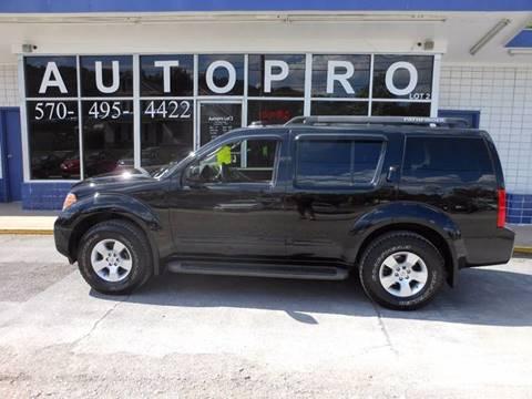 2007 Nissan Pathfinder for sale in Sunbury, PA