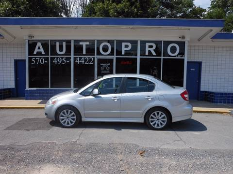 2010 Suzuki SX4 Sport for sale in Sunbury, PA