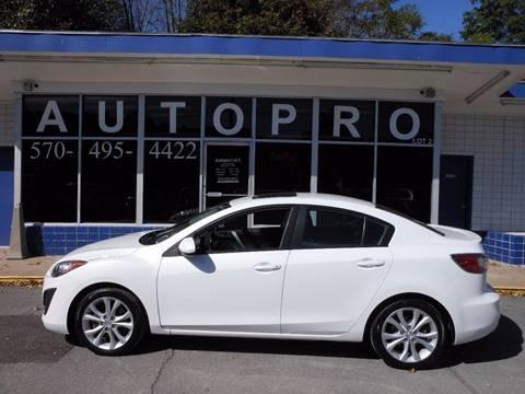2011 Mazda MAZDA3 for sale in Sunbury, PA