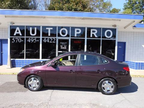 2008 Hyundai Elantra for sale in Sunbury, PA