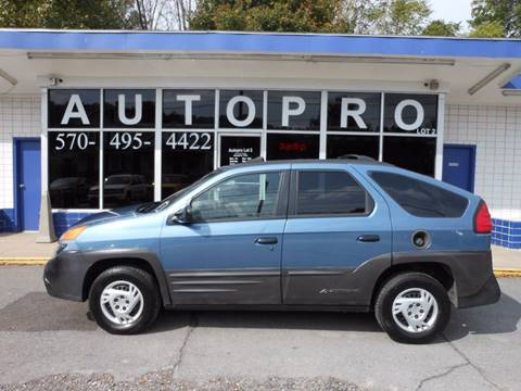 2001 Pontiac Aztek for sale in Sunbury, PA