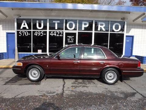 2000 Ford Crown Victoria For Sale In Lake Charles La Carsforsale