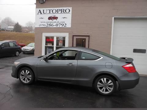 2008 Honda Accord for sale in Sunbury, PA