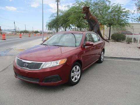 2009 Kia Optima for sale in Las Vegas, NV