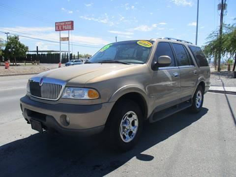 1998 Lincoln Navigator for sale in Las Vegas, NV