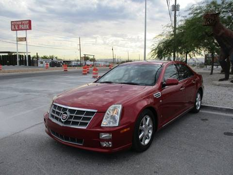 2008 Cadillac STS for sale in Las Vegas, NV