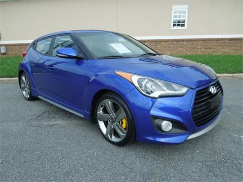 2014 Hyundai Veloster Turbo For Sale In Concord, NC