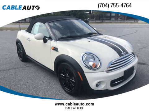 2015 MINI Roadster for sale in Concord, NC