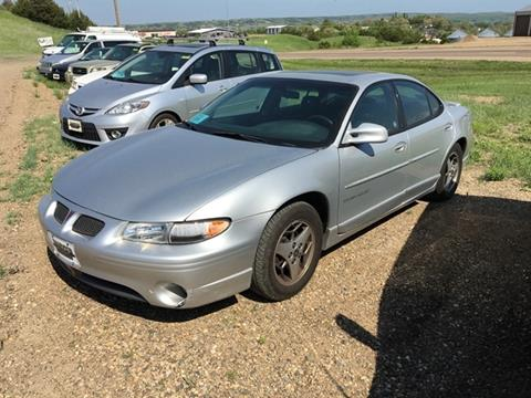 2001 Pontiac Grand Prix for sale in Chamberlain, SD