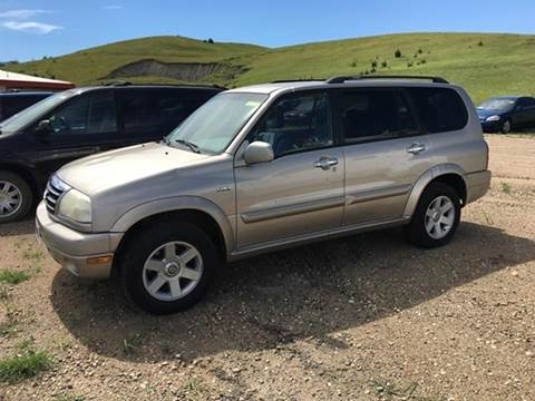 2002 Suzuki XL7 for sale in Chamberlain, SD