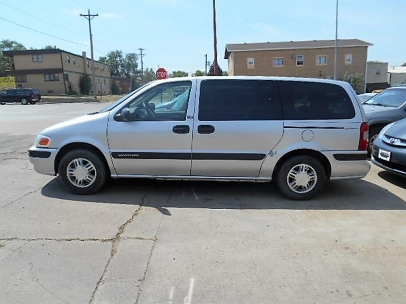 2003 Chevrolet Venture w-LS 1SC Pkg - Chamberlain SD