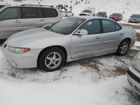 2003 Pontiac Grand Prix for sale in Chamberlain, SD