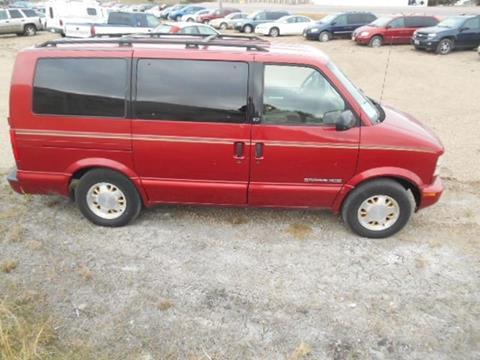 1998 GMC Safari for sale in Chamberlain, SD