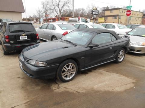 1998 Ford Mustang for sale in Chamberlain, SD